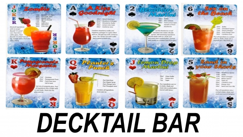 DECKTAIL BAR